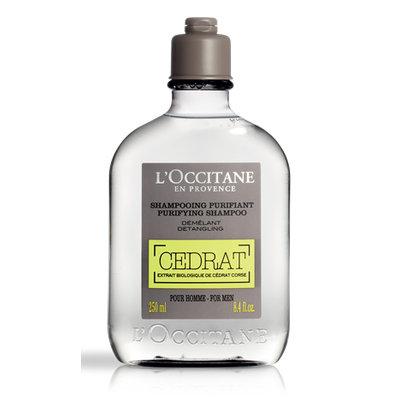 L'Occitane Cedrat Purifying Shampoo