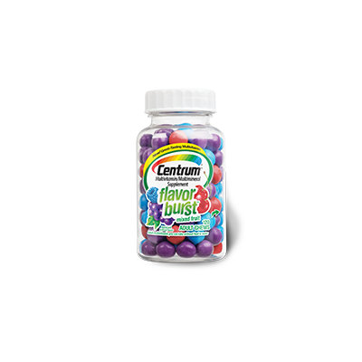 Centrum® Flavor Burst® Chews Mixed Fruit