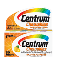 Centrum® Chewables Multivitamin