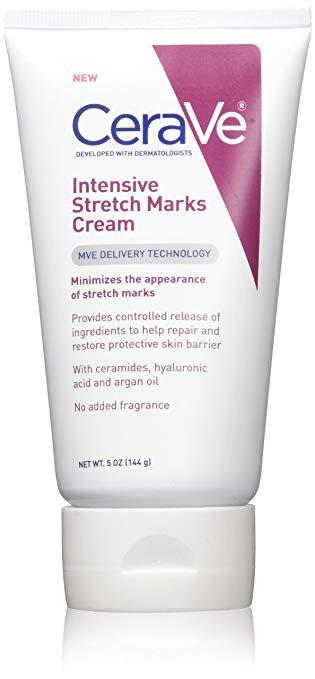 CeraVe Intensive Stretch Marks Cream Reviews 2019