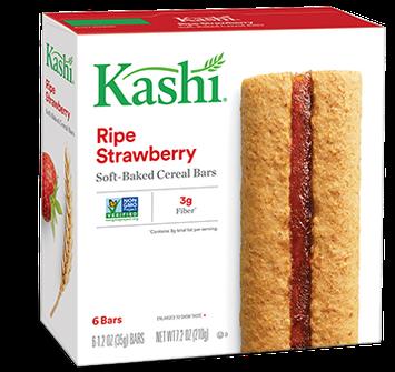 Kashi® Cereal Bars Ripe Strawberry