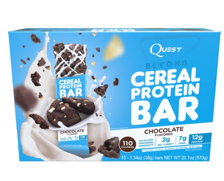 QUEST NUTRITION Cereal Protein Bar