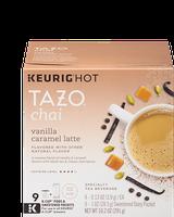 Tazo Chai Vanilla Caramel Latte K‑Cup® Pods