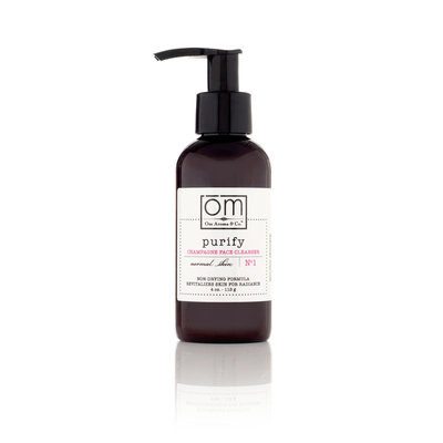 Om Aroma Champagne Cleanser