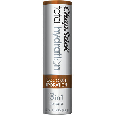 ChapStick® Total Hydration 3 in 1 Coconut Lip Balm