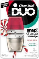 ChapStick® DUO Candy Cane & Vanilla Shimmer