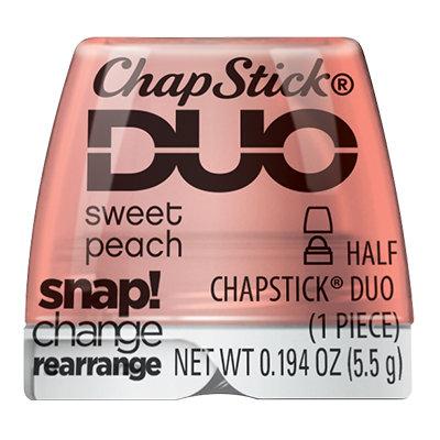 ChapStick® DUO Sweet Peach