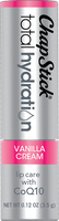 ChapStick® Total Hydration With CoQ10 Vanilla Cream Lip Balm