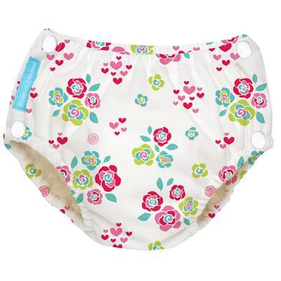 Charlie Banana® Reusable Easy Snaps Swim Diapers Medium