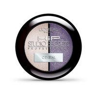 L'Oréal Paris HiP Studio Secrets™ Professional Crystal Shadow Duos