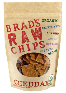 Brad's Raw Chips Cheddar
