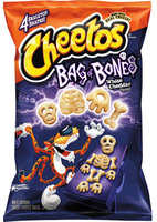 Cheetos® Bag of Bones™ White Cheddar Cheese Flavored Snacks