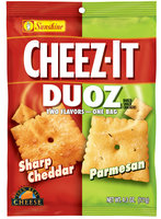 Cheez-It Duoz™ Sharp Cheddar and Parmesan