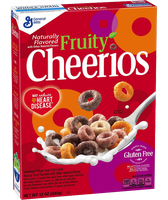 Cheerios General Mills Fruity Cereal