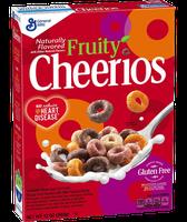 Cheerios General Mills Fruity Cereal