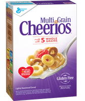 Cheerios General Mills Multi Grain Cereal