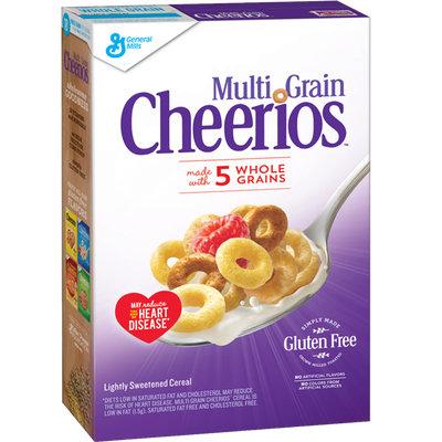 Cheerios General Mills Multi Grain Cereal