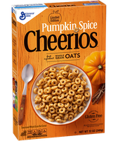 Cheerios Pumpkin Spice Cereal