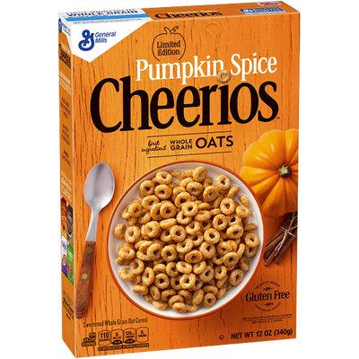Cheerios Pumpkin Spice Cereal