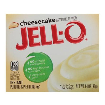 JELL-O Cheesecake Instant Pudding & Pie Filling