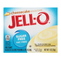 JELL-O Cheesecake Instant Reduced Calorie Pudding & Pie Filling