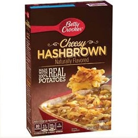 Betty Crocker™ Cheesy Hashbrown Casserole Potatoes
