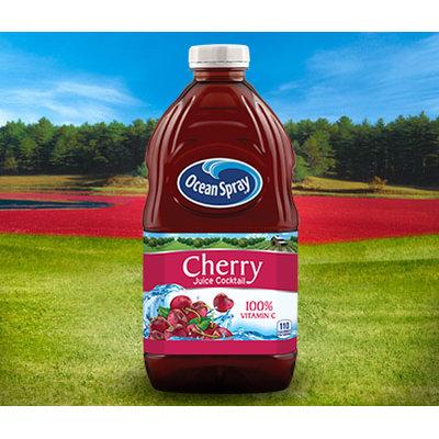 Ocean Spray Cherry Juice Cocktail
