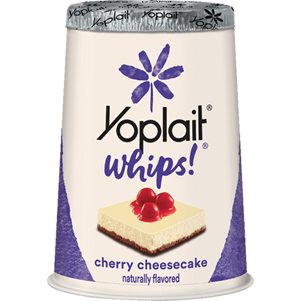 Yoplait® Whips!® Cherry Cheesecake Lowfat Yogurt Mousse
