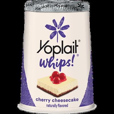 Yoplait® Whips!® Cherry Cheesecake Yogurt