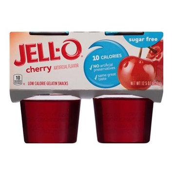 Jell-O Cherry Low Calorie Gelatin Snacks
