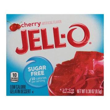 JELL-O Sugar Free Cherry Gelatin Dessert