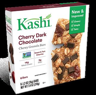 Kashi® Cherry Dark Chocolate Chewy Granola Bars