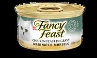 Fancy Feast® Marinated Morsels Chicken Gourmet Wet Cat Food In Gravy