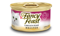 Fancy Feast® Roasted Chicken Gourmet Wet Cat Food