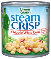 Green Giant® SteamCrisp® Chipotle White Corn Can