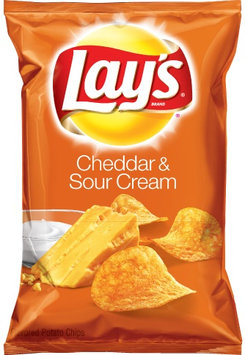 LAY'S® Cheddar & Sour Cream Flavored Potato Chips