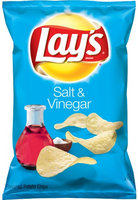 LAY'S® Salt & Vinegar Flavored Potato Chips