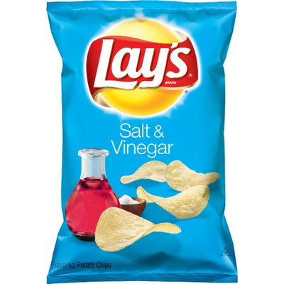 LAY'S® Salt & Vinegar Flavored Potato Chips