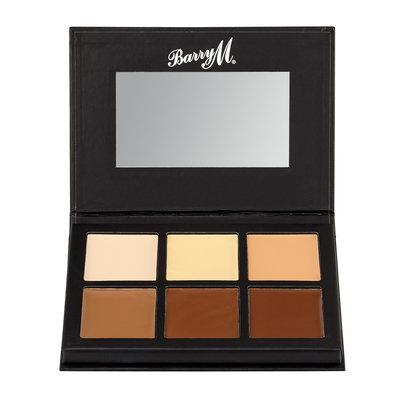 Barry M Cosmetics Chisel Cheeks Contour Cream Kit