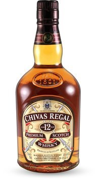 Chivas Regal 12 Whiskey