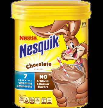 Nesquik® Chocolate Flavor Powder