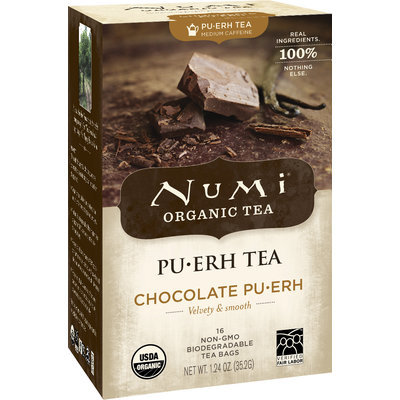 Numi Organic Tea Chocolate Pu-erh