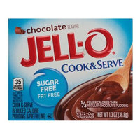 JELL-O Chocolate Cook & Serve Reduced Calorie Pudding & Pie Filling