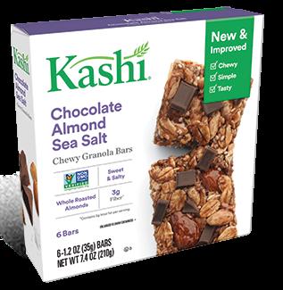 Kashi® Chocolate Almond Sea Salt With Chia