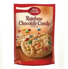 Betty Crocker™ Chocolate Candy Cookie Mix