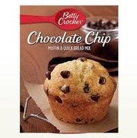 Betty Crocker™ Chocolate Chip Muffin Mixes