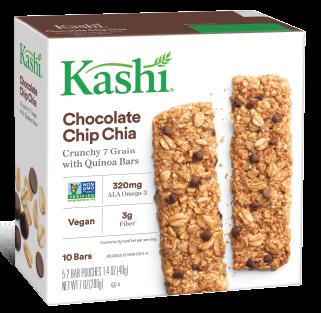 Kashi® Chocolate Chip Chia Crunchy Granola & Seed Bars