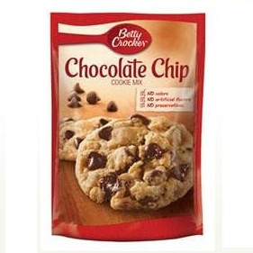 Betty Crocker™ Chocolate Chip Cookie Mix