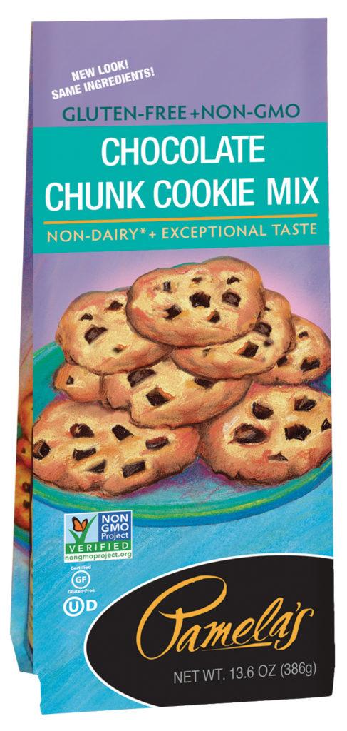 Pamela's Chocolate Chunk Cookie Mix