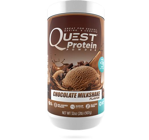 QUEST NUTRITION Chocolate Milkshake Protein Powder